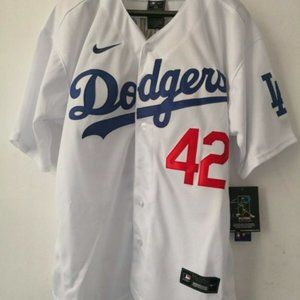 NWT Jackie Robinson Brooklyn Dodgers Jersey